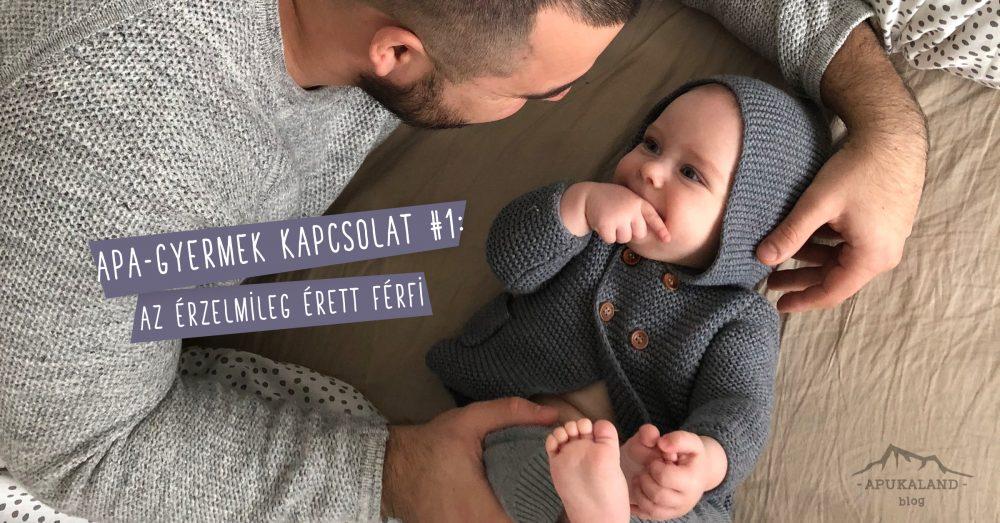 Apa-gyermek kapcsolat